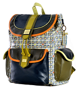 Wholesale Women's Accessories Bags Inky & Bozko Day Tripper Boho Backpack Blake CZIT80