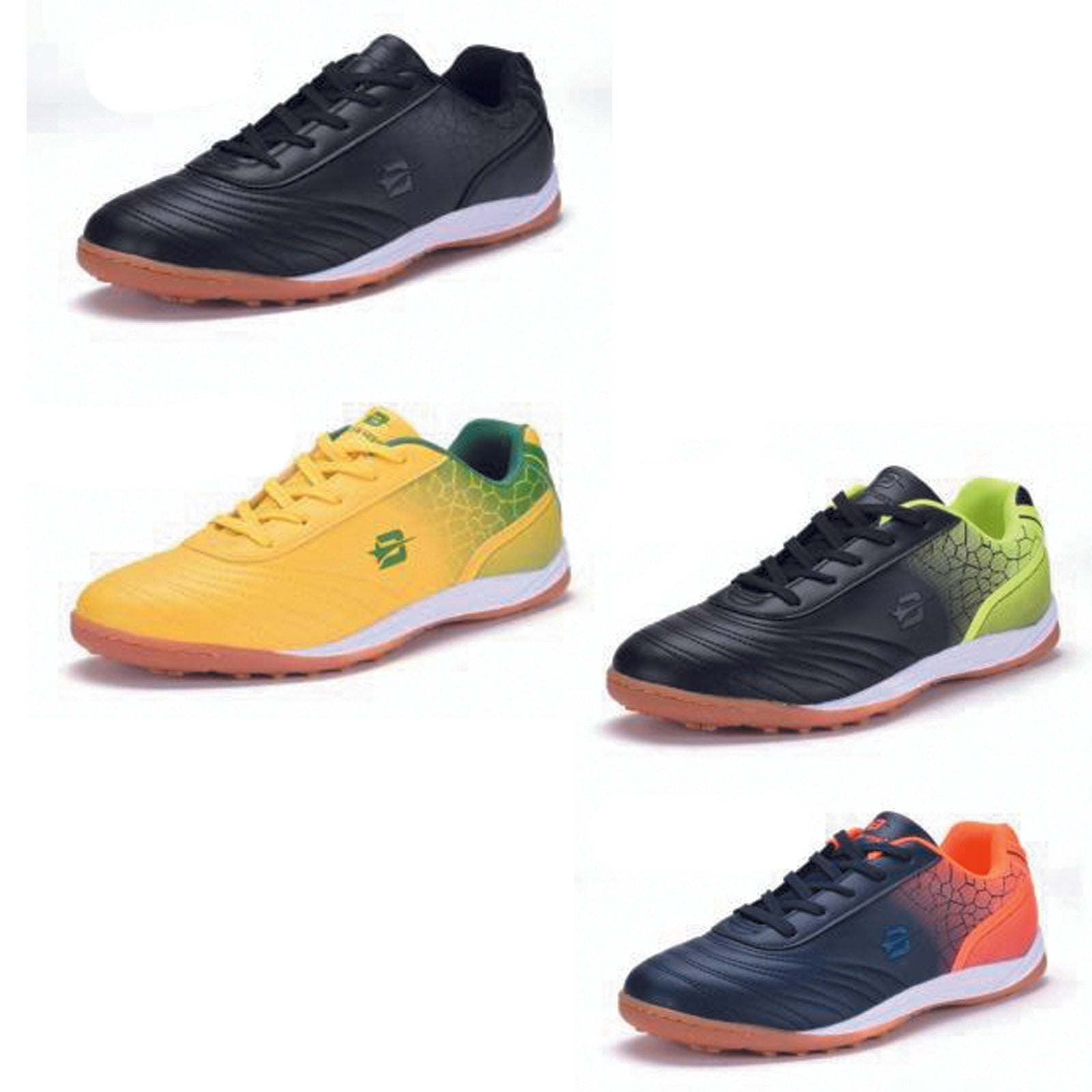 Wholesale Men's Shoes Lace Up Trainers George NCP28