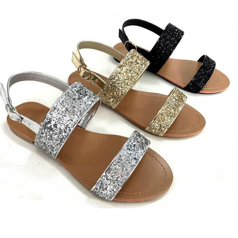 Wholesale Women's Shoes Sling Back Sandals NG21