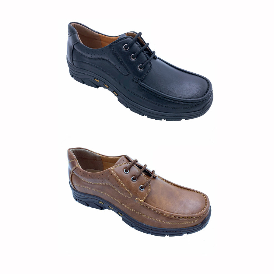 Wholesale Men's Shoes Lace Up Boat Russ NCPJ4