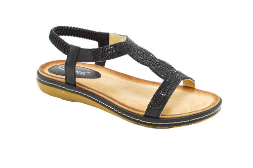 Wholesale Women's Shoes Flat Sandals Addyson NGj9
