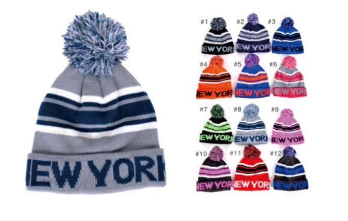 Wholesale Clothing Accessories Assorted Fall Winter Hats KIDS NTT47