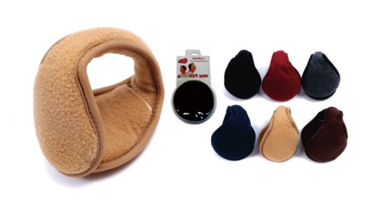Wholesale Clothing Accessories Assorted Fall Winter Ear Muffs NTT63