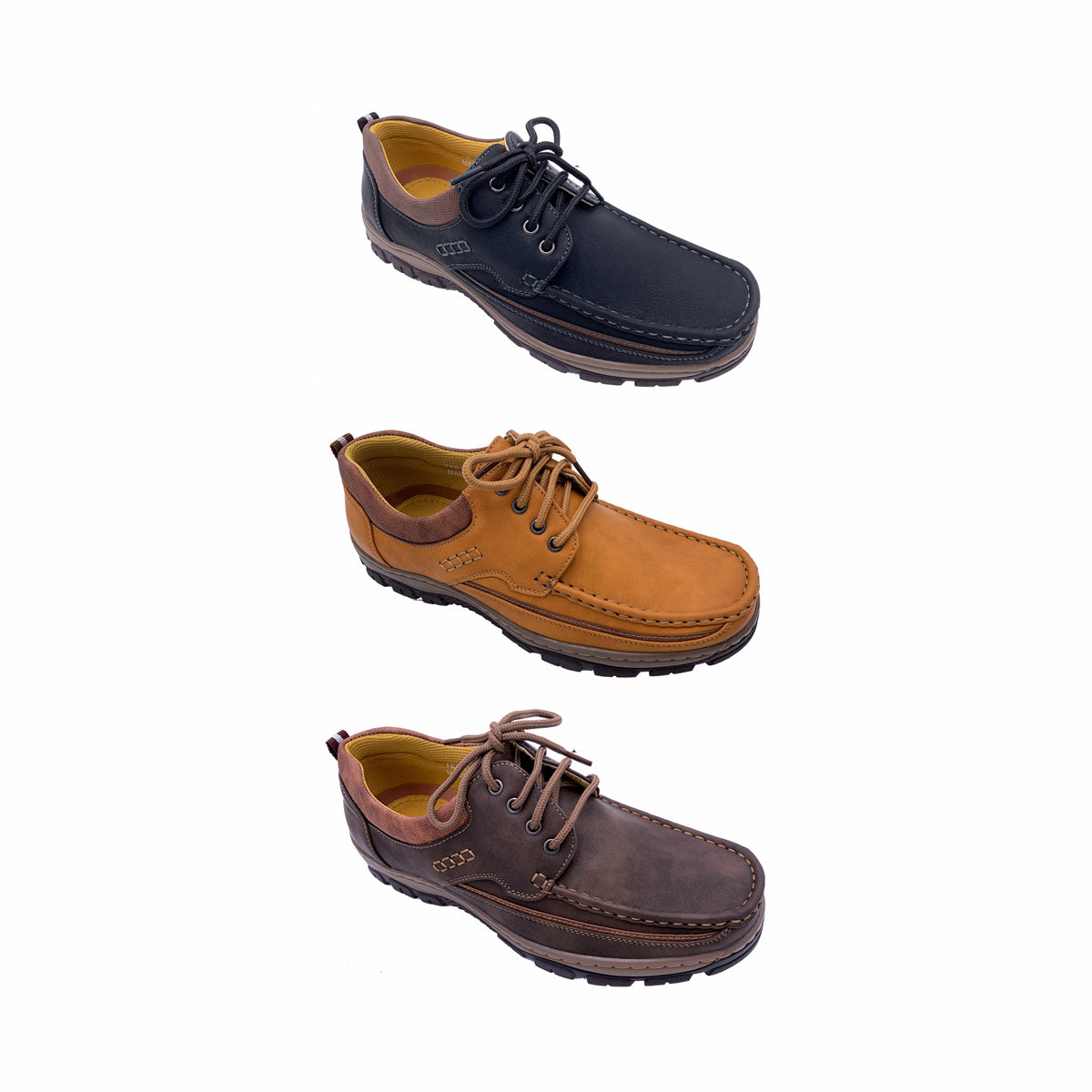 Wholesale Men's Shoes Lace Up Norman NCPT8