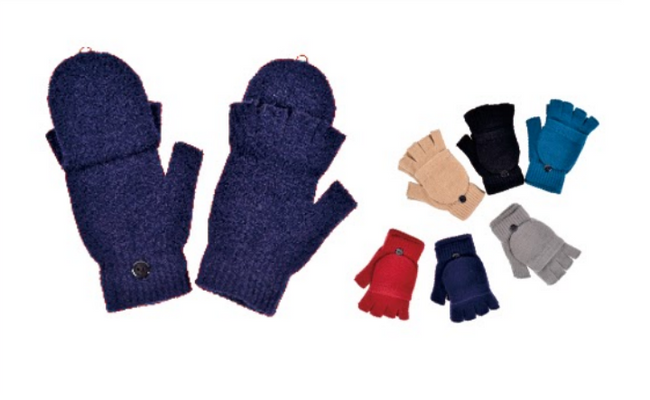 Wholesale Clothing Accessories Assorted Fall Winter Gloves NTT0