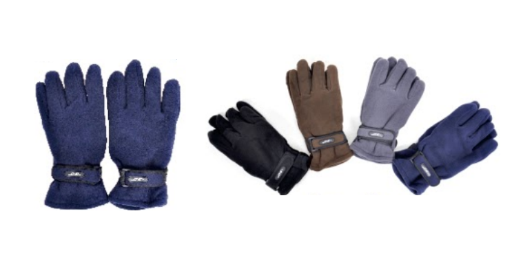 Wholesale Clothing Accessories Assorted Fall Winter Men Gloves NTT68