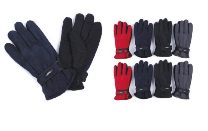 Wholesale Clothing Accessories Assorted Fall Winter Men Gloves NTT69