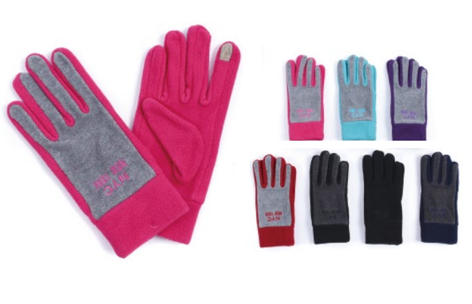 Wholesale CLOTHING Accessories Assorted Fall Winter Lady Gloves NTT24