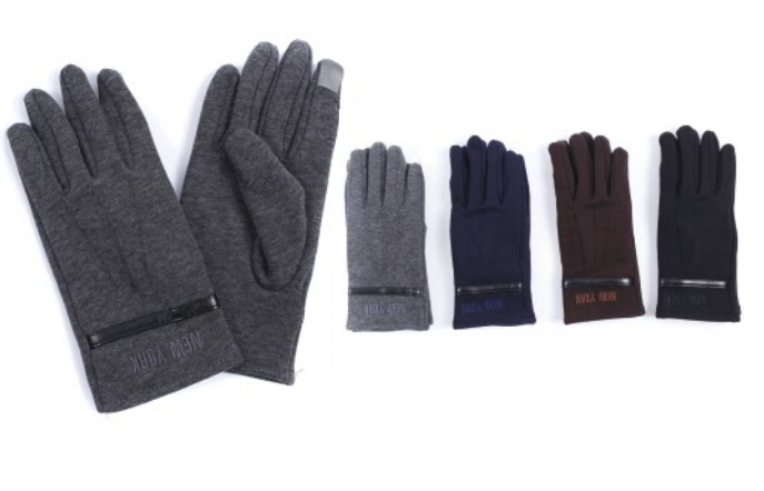 Wholesale Clothing Accessories Assorted Fall Winter Gloves NTT6M
