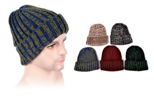 Wholesale Clothing Accessories Assorted Fall Winter Hats NTT33
