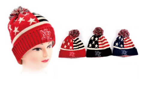 Wholesale Clothing Accessories Assorted Fall Winter Hats NT08