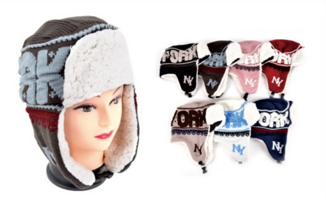 Wholesale Clothing Accessories Assorted Fall Winter Hats NTT50