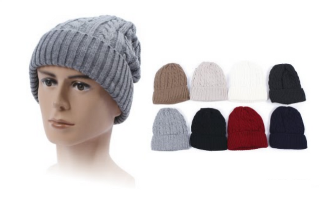 Wholesale Clothing Accessories Assorted Fall Winter Hats NTT52