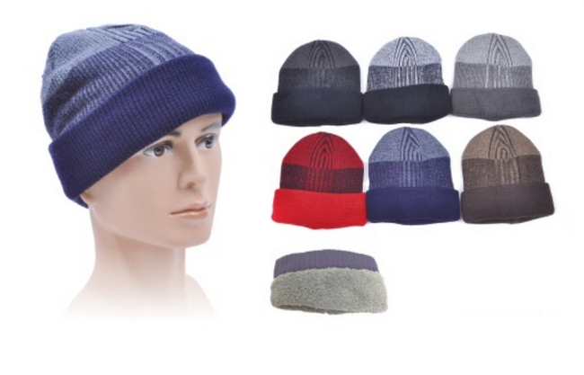 Wholesale Clothing Accessories Assorted Fall Winter Hats NTT3A