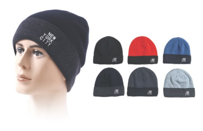 Wholesale Clothing Accessories Assorted Fall Winter Hats NTT90