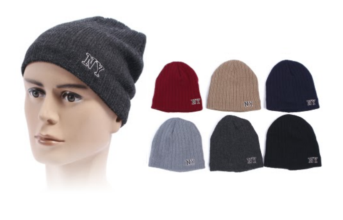 Wholesale Clothing Accessories Assorted Fall Winter Hats NTT16