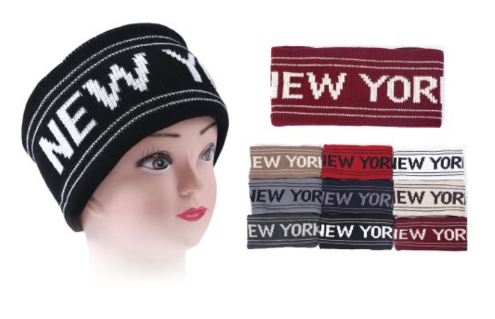 Wholesale Clothing Accessories Assorted Fall Winter Hats NTT26