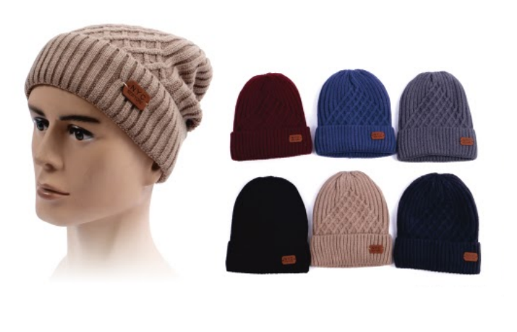 Wholesale Clothing Accessories Assorted Fall Winter Hats NTT83