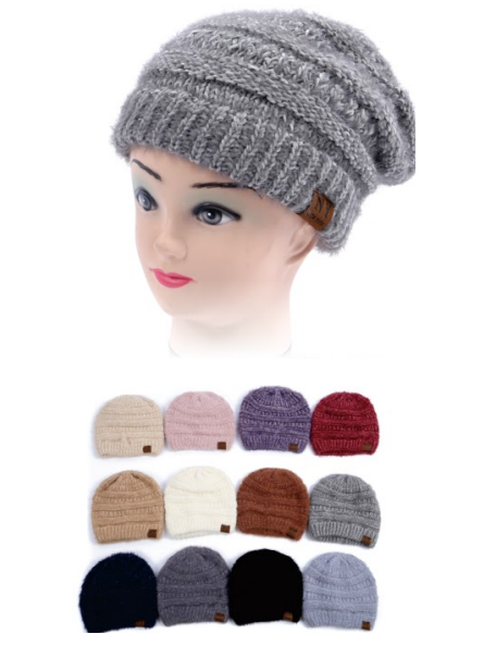 Wholesale Clothing Accessories Assorted Fall Winter Hats NTT85