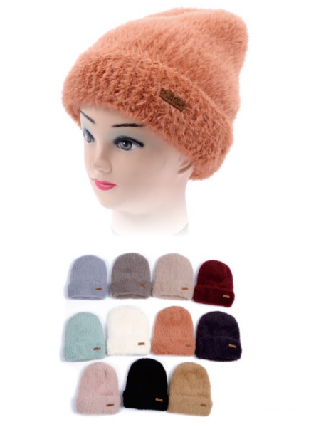 Wholesale Clothing Accessories Assorted Fall Winter Hats NTT6
