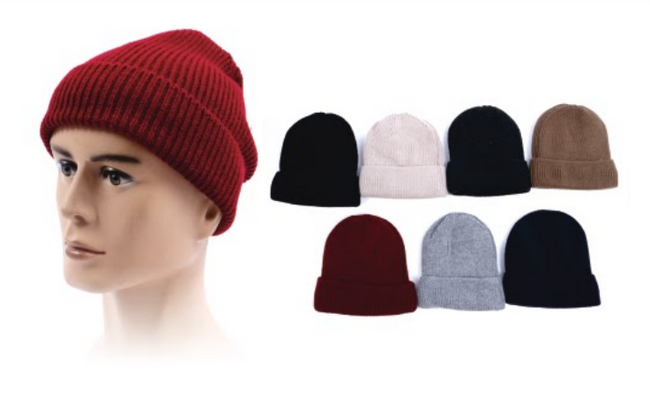 Wholesale Clothing Accessories Assorted Fall Winter Hats NTT93