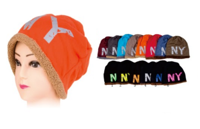 Wholesale Clothing Accessories Assorted Fall Winter Hats NT32