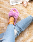 Wholesale Women's Shoes Soft Flat Fashion Slippers Sandals Ribbons NMT2