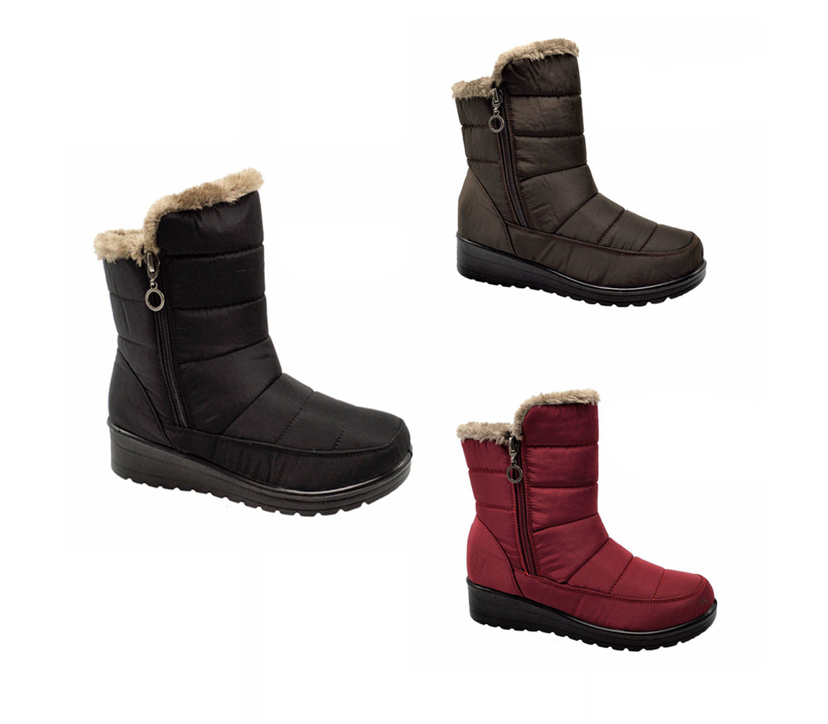 Wholesale Women's Shoes Boots Maggie NCPW1