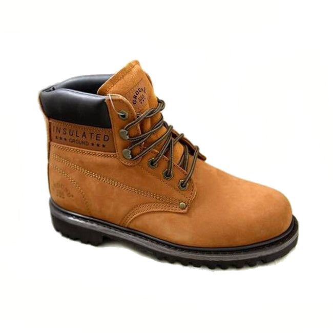 Wholesale Men's Shoes Insulated Work Lace Up Boots NCP63