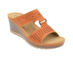Wholesale Women's Shoes Flat Sandals Aniyah NGD9