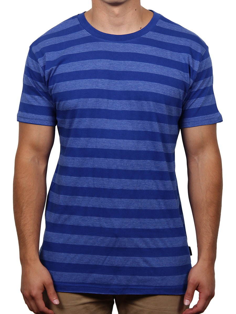 OG STRIPE SHORT SLEEVE CREW TEE