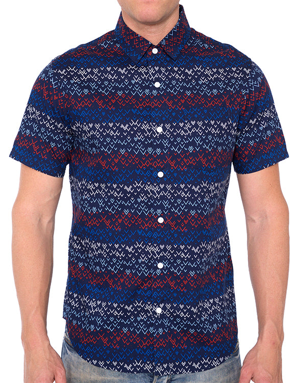 AMERICAN ARROW BUTTON DOWN SHIRT