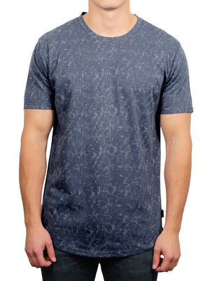 MOON WASH CREW NECK T-SHIRT