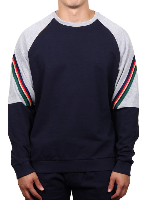 FRENCH RAGLAN SWEATSHIRT