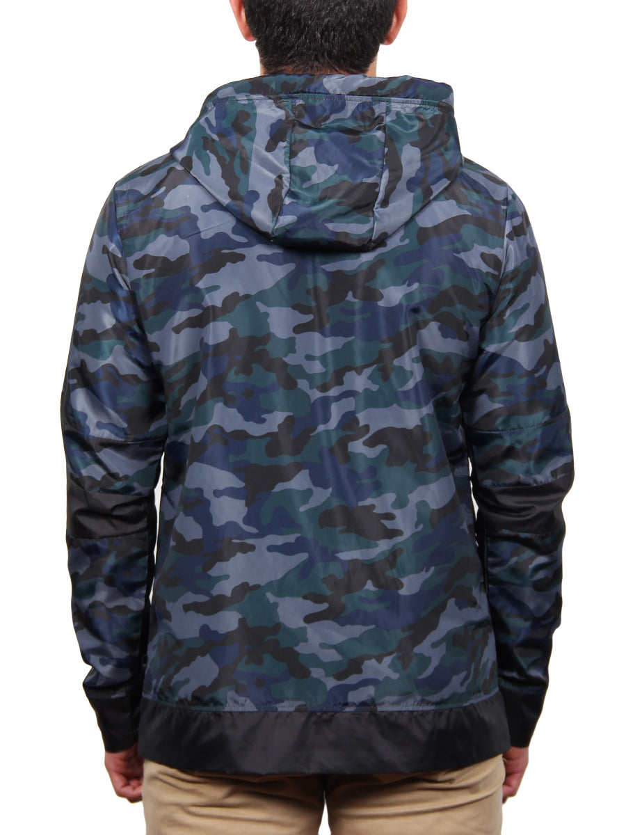 FRESH HALF-ZIP ANORAK  JACKET