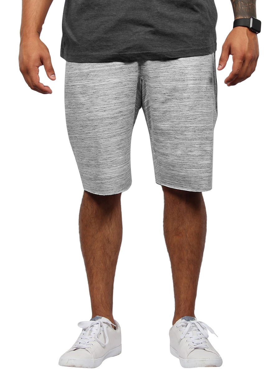 STATE LONG ZIP SHORTS