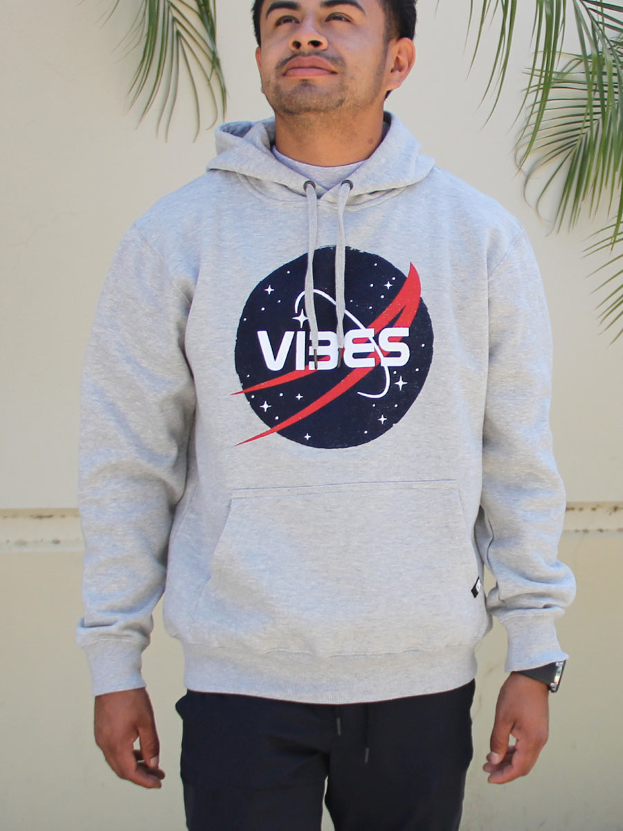 ASTRO VIBES PULLOVER HOODIE