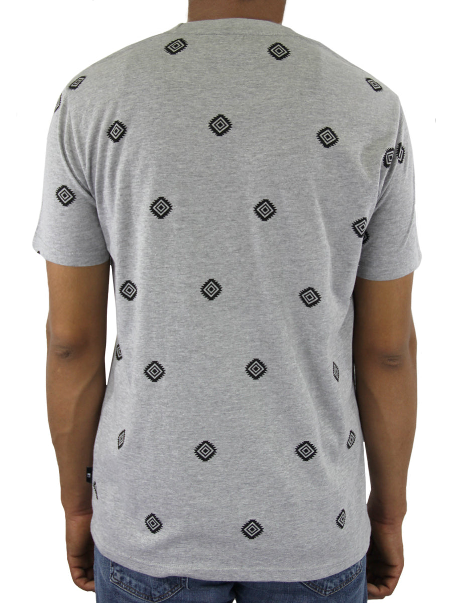 AZTEC DIAMOND CREW NECK TEE