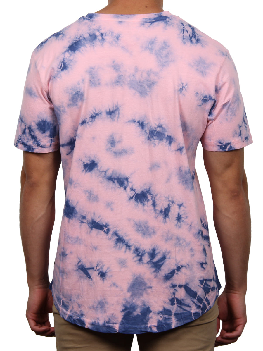 BETTER TOGETHER TIE DYE CREW TEE