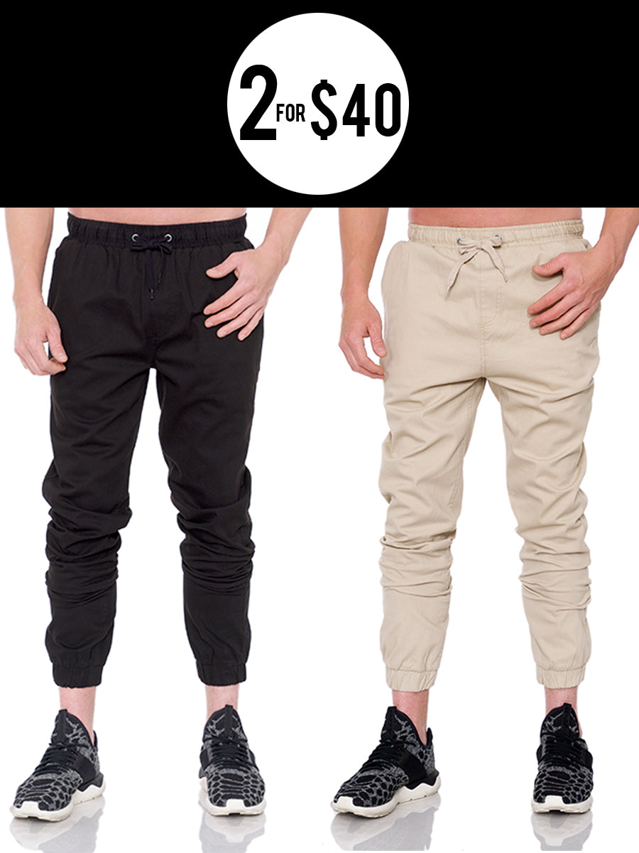 STAN JOGGER BUNDLE