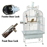 "King's Cages - 32"" x 23"" Superior Line Parrot Cage"