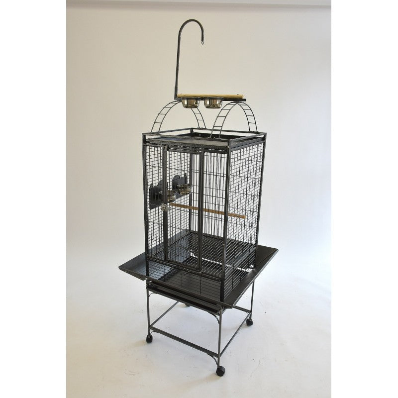 "20"" X 20"" Play Top Parrot Cage"