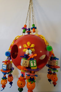 "10"" Jolly Ball - Red"