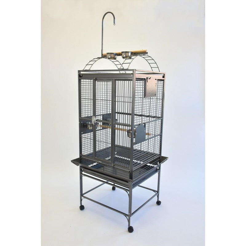 "24"" X 22"" Play Top Parrot Cage"