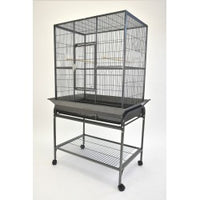 "32"" x 21"" Flight Cage for Small Birds"