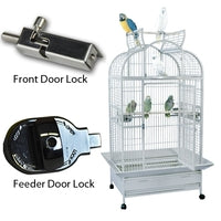 "KING'S CAGES - 36"" X 28"" Superior Line Parrot Cage"