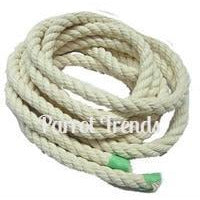 "Cotton Rope 3/8"" x 10 FT"