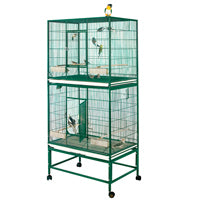 King's Cages - ELFDD 3221 - Stackable Flight Cage