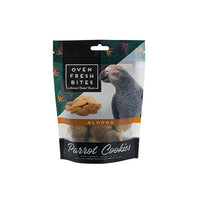 Oven Fresh Bites - Parrot Cookies - Almond - 4oz