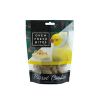 Oven Fresh Bites - Parrot Cookies - Banana Nut - 4oz